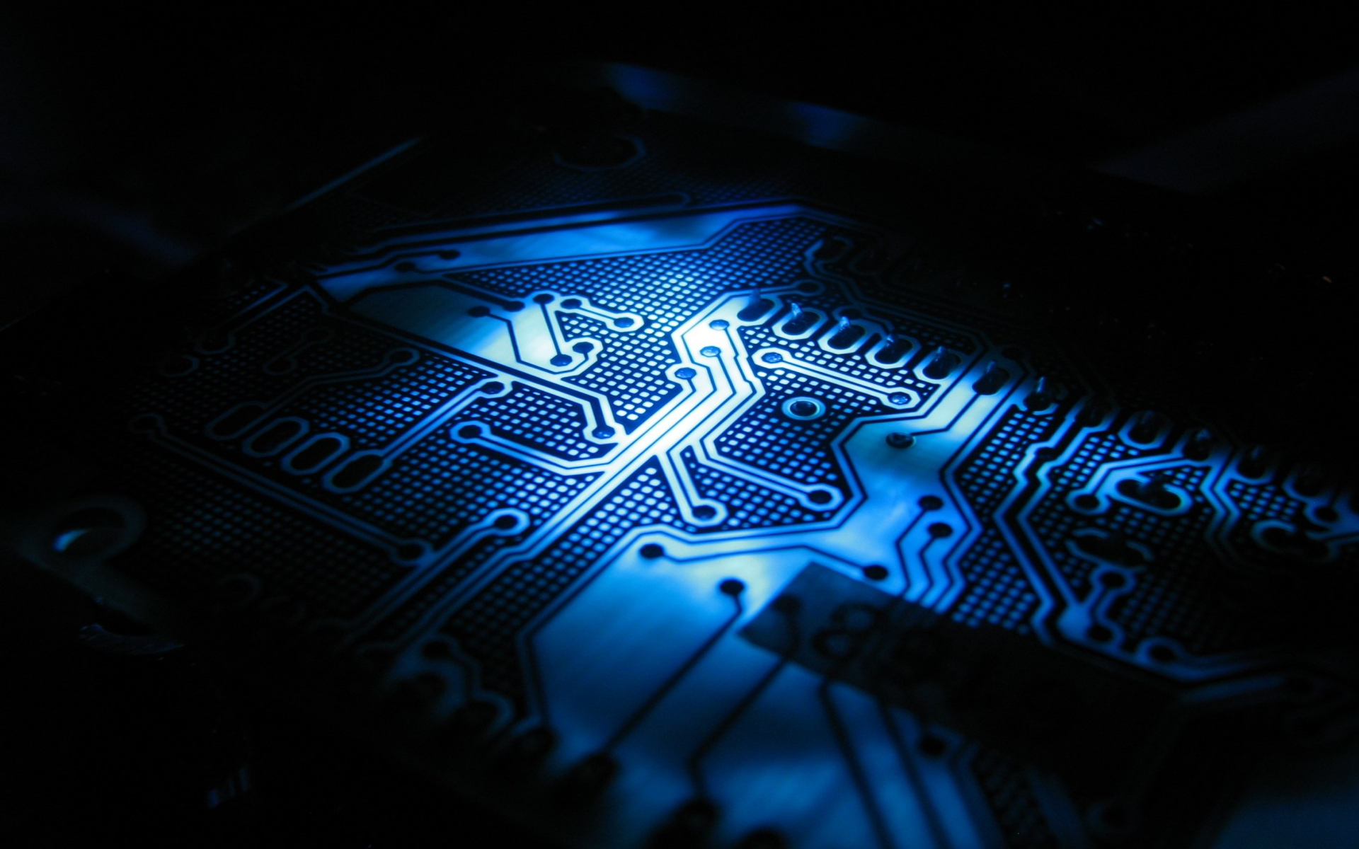 circuit_board_Electronic_Devices_tech_blue_abstract_line_metal_detail_1920x1200